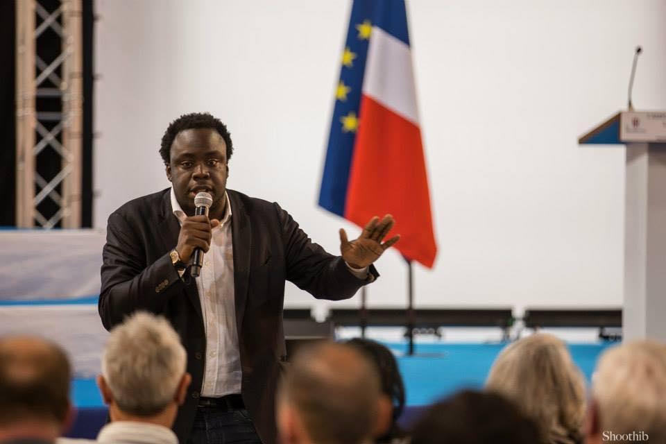 """Stéphane Tiki, """"La droite de demain, c'est une droite unie et fière de ses valeurs"""""""