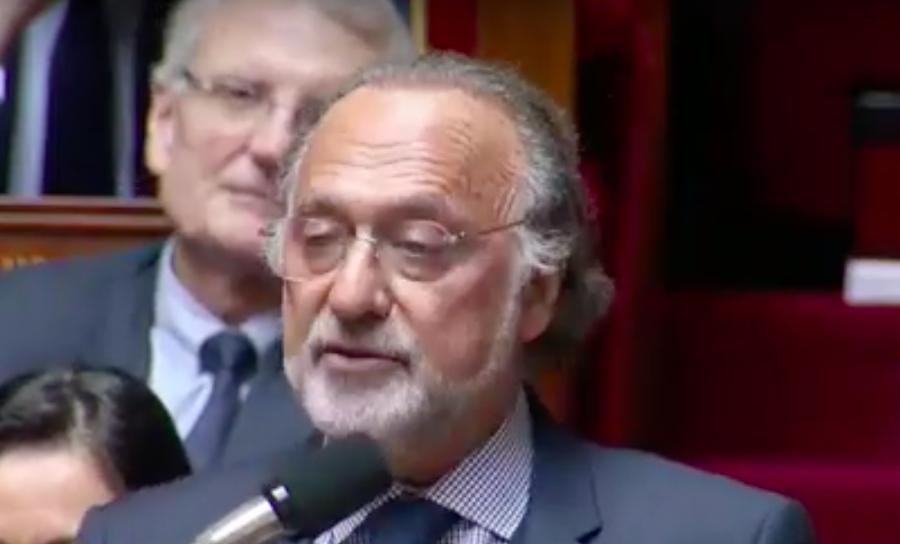 """(Interview) Olivier Dassault (LR) """"En France, le mot libéralisme est l'un des plus galvaudé"""""""