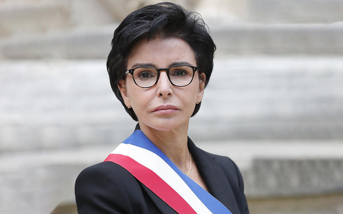 Rachida Dati lance la plateforme La France Vous Appartient