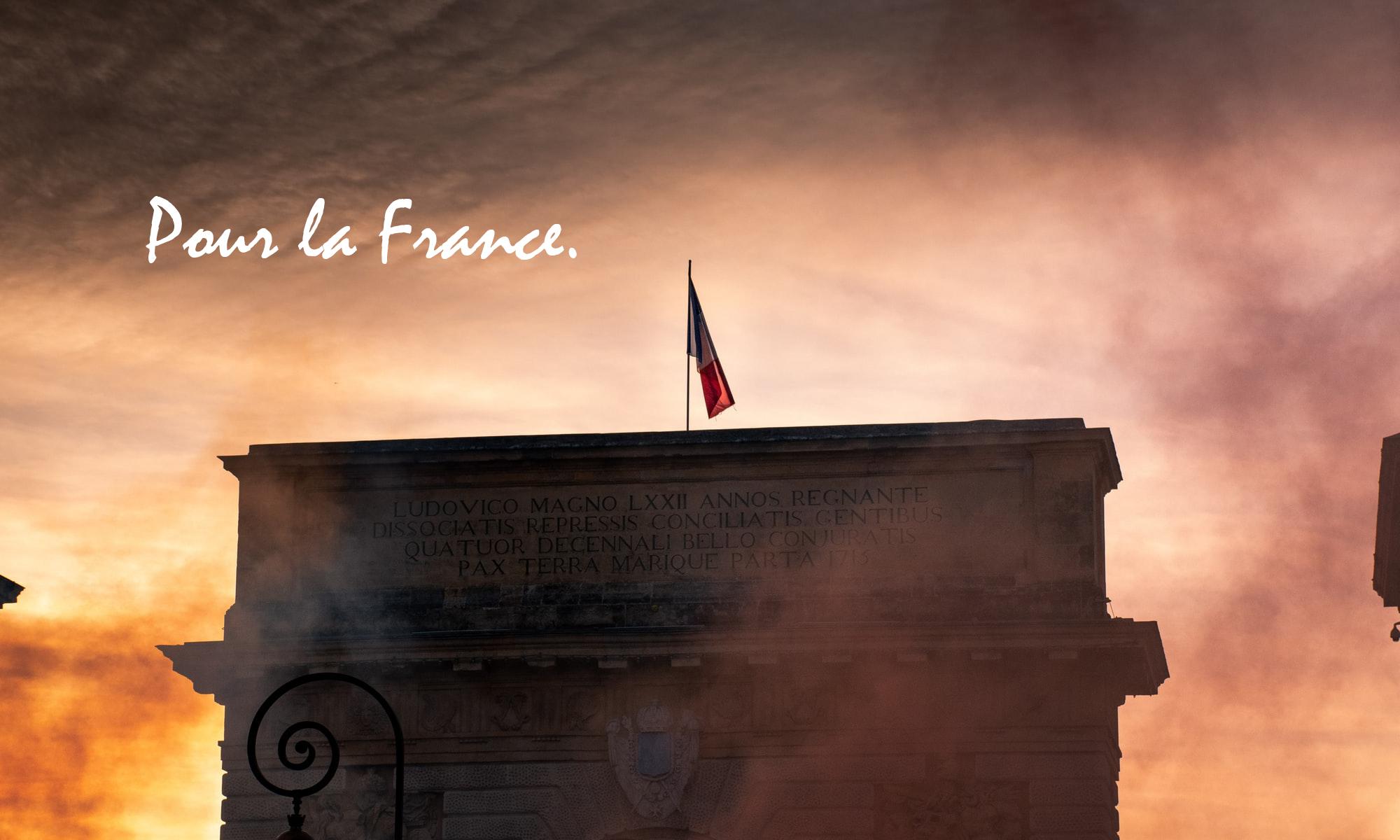 Etre de droite et non à droite : défendons une certaine idée de la droite et de la France