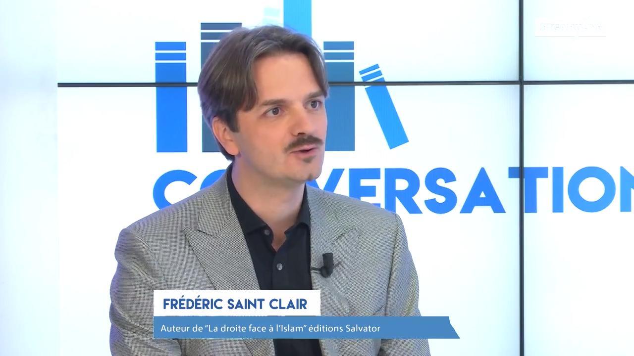 """(Entretien) Frédéric Saint Clair, """"Plus que la sécurité (…) c'est la civilisation qui semble au rendez-vous de 2022"""""""